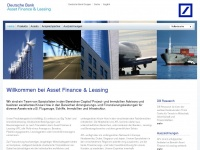 Afl.globalbanking.db.com - Deutsche Bank - Credit Solutions