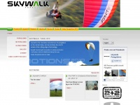 Skywalk Paragliders - pure passion for flying