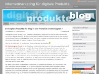 Digitale Produkte zum Sofortdownload