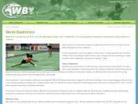 worldbadminton.net