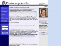 praxismanagement.biz