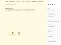 Grabkapelle auf dem Württemberg: Staatliche Schlösser und Gärten Baden-Württemberg