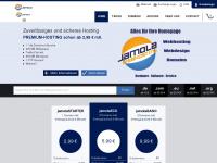 Jamola.de  -- Webhosting - Service - Webdesign --