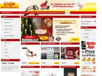 Netto Home Page