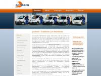 protherm Wärmetechnik Leipzig GmbH  - Leistungen u.a. Wärmepumpenanlagen, Niedertemperaturheizsysteme, Luft-Wasser-Wärmepumen, BHKW, KWK