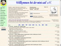 rc-segeln - mini-sail e.V. / index.html