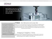 optimum-maschinen.de
