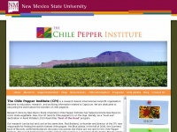 chilepepperinstitute.org
