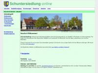 Schuntersiedlung-online