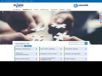 Inform-lebenshilfe.de - Startseite Fort-und Weiterbildung in der Lebenshilfe - Bundesvereinigung Lebenshilfe für Menschen mit geistiger Behinderung e. V.