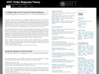 writerresponsetheory.org