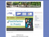 Fsg-preetz.de - Willkommen auf der Startseite