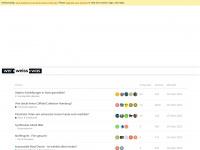 wer-weiss-was.de Webseite Vorschau
