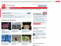 myheimat.de Webseite Vorschau