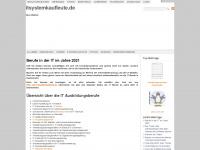 itsystemkaufleute.de Webseite Vorschau