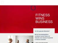 xund-at-work.de Webseite Vorschau