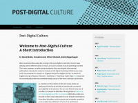 post-digital-culture.org