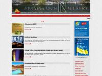 kirche-velbert.de Webseite Vorschau