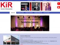kir-rheinstetten.de Webseite Vorschau