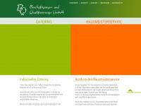 bq-gmbh.de Webseite Vorschau