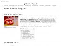 wurstfueller24.de Webseite Vorschau