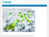 kompressor-kuehlbox.info Webseite Vorschau