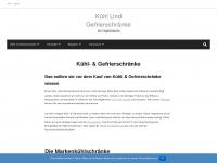 kuehlundgefrierschraenke.de