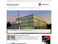 nlbl.niedersachsen.de Webseite Vorschau