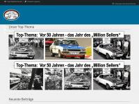 capri-club-deutschland.de Webseite Vorschau