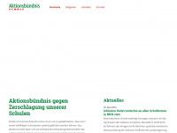 aktionsbuendnis-schule.de