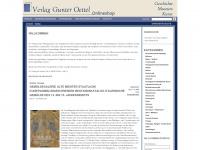 verlag-oettel.de Webseite Vorschau