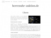 herrenuhr-auktion.de