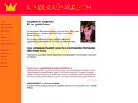 kinderkoenigreich.de Webseite Vorschau