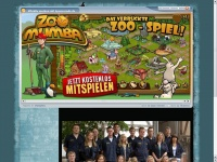 kirmes-odensachsen.de Webseite Vorschau