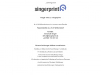 singerprint.at