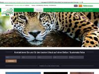 belize24.de Webseite Vorschau
