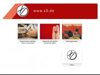 xd.de Webseite Vorschau
