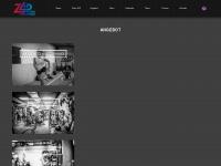 z4p.ch Webseite Vorschau