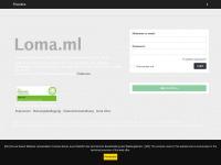 loma.ml Webseite Vorschau