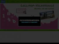 lollipop-volksschule-neufeld.at Webseite Vorschau