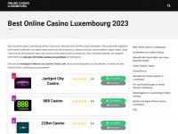 onlinecasinosluxembourg.com