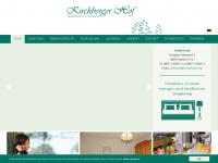 kirchbergerhof.de Webseite Vorschau