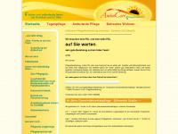ambucare.de Webseite Vorschau