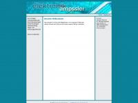 ampssler-elektronik.com Webseite Vorschau