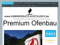 kamineinsatz-austausch.de Webseite Vorschau