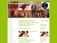 liedkunst-kunstlied.de