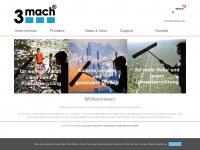 3mach.de Webseite Vorschau
