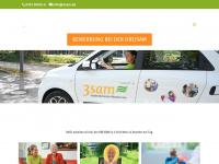 3sam-online.de Webseite Vorschau