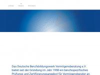 dbbv.de Webseite Vorschau
