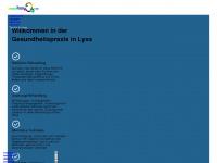 xundsein.ch Webseite Vorschau